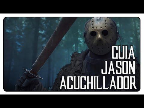 MKX | Guía/Tutorial | Jason | Acuchillador/Slasher [Español]