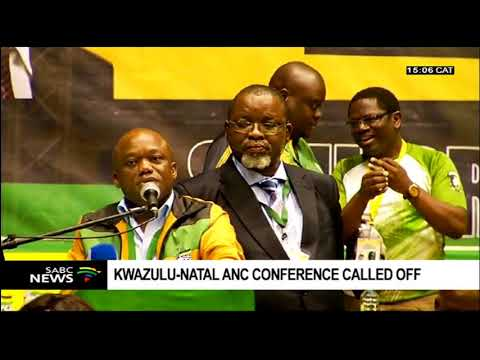 Latest update on ANC KZN's cancelled conference