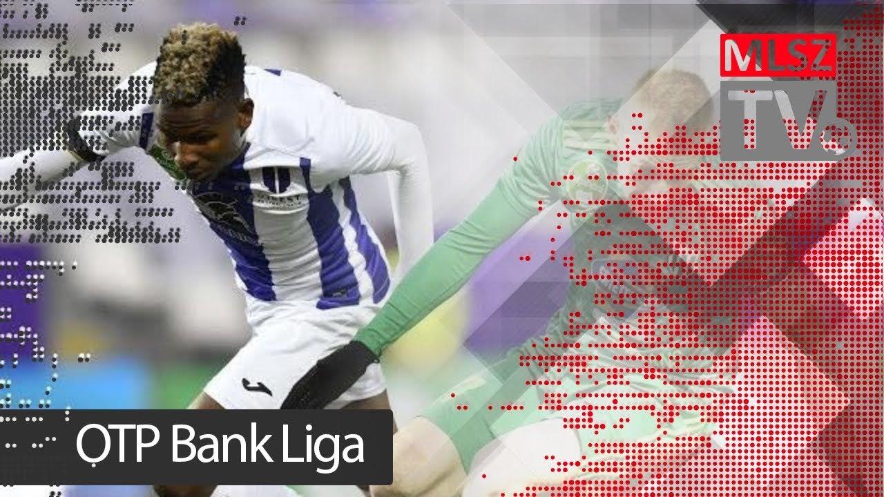 Újpest  FC - Swietelsky Haladás | 1-0 (0-0) | OTP Bank Liga | 20. forduló | 2017/2018 | MLSZTV