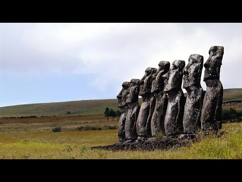 Great Mystery of the Stone Heads : Documentary on the Easter Island Head Statues