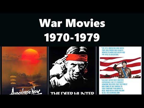 Download War Movies 1970-1979 - Top 100 war films of the 70s (1970s)