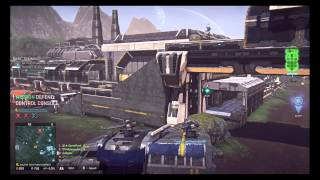 PlanetSide 2 ps4 this game is confusing........