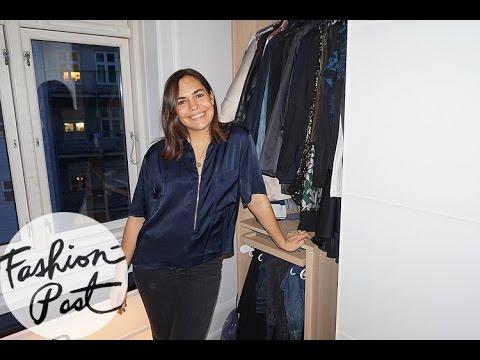 Garderobe-snageren: På besøg hos Caroline Plummer