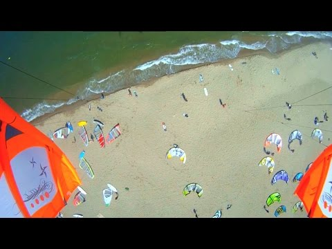 GoPro Camera - How to install in a Kite