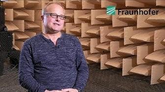 Ralf Porzel, Technischer Leiter am Fraunhofer IDMT