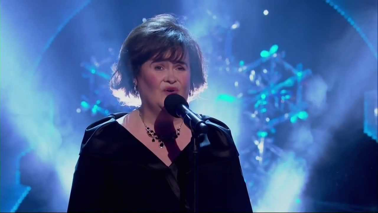 Susan Boyle with Libera - In the Bleak Midwinter (BBC Songs of ...