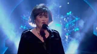 Susan Boyle with Libera - In the Bleak Midwinter (BBC Songs of Praise Big Sing 2013)
