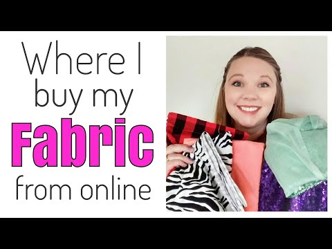 WHERE TO BUY FABRIC ONLINE | KNIT FABRIC