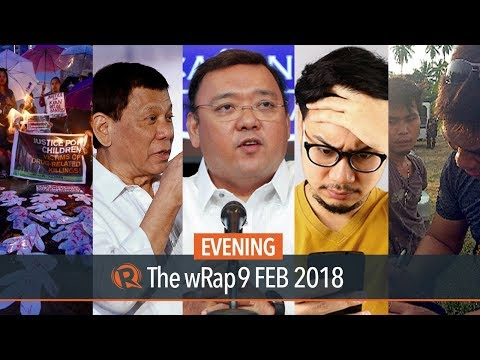Roque on feminists, Duterte on dictatorship, Facebook downvote tool | Evening wRap