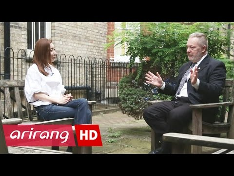 Arirang Special(Ep.356) An Interview With Prof. Chris ROWLEY, UK Oxford Chair, World Hallyu Congress