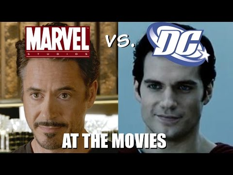 Marvel vs. DC At the Movies