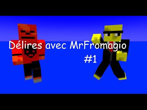 Délires avec MrFromagio #1 L'UHC Run de l'amour !