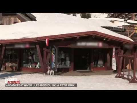 SKISET - Reportage En Quête d'Actualité - D8