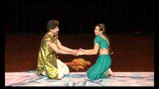 1001 séductrices - Mumtaz Mahal - théâtre.wmv