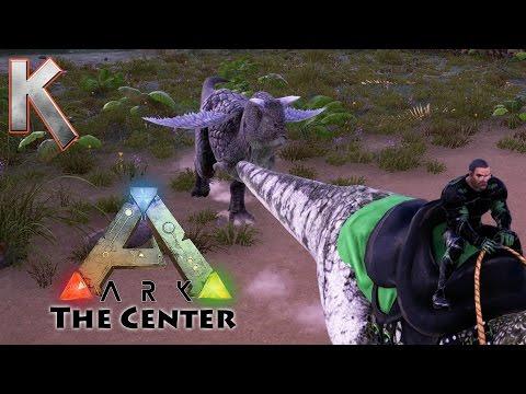 Pegasus Carnotaurus! - Pooptopia - Season2 E9 - Ark Survival Evolved