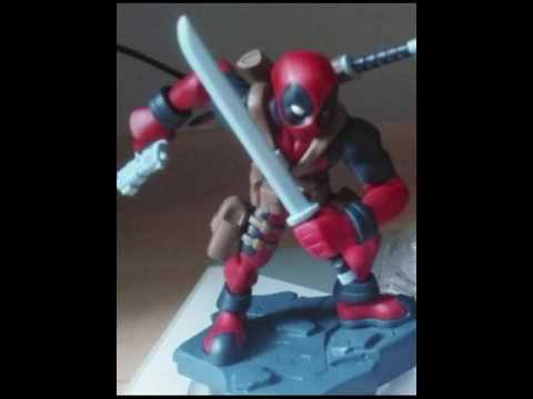 Disney Infinity 3 0 Deadpool Concept Art Released Youtube