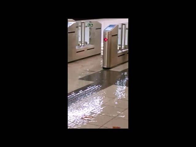 Inundaciones en Málaga 3