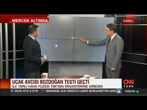 Yunan Spiker Gezgin Füzesi Hakkında Konuşuyor..