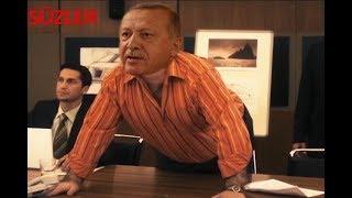Tayyip Erdoğan Postayı Koyuyor (Trump Putin Esat Recep İvedik Montajı) (Komik Kısa Videoları İzle)