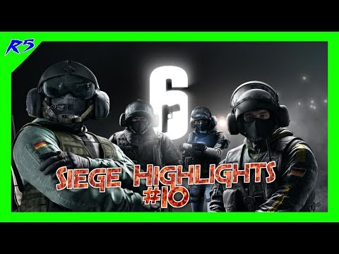 Tachonka's a BEAST l Siege Highlights #10