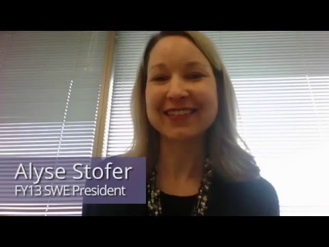 Alyse Stofer on SWE's Governance Update