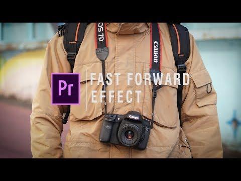 FAST FORWARD EFECT   Tutorial Premiere Pro