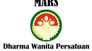 Mars Dharma Wanita Persatuan - minus one