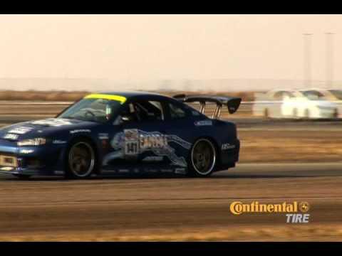 Import Tuner Shootout STI Vs EVO Continental Tire