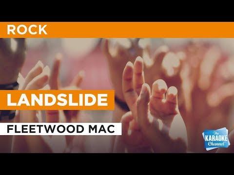 Landslide in the style of Fleetwood Mac   Karaoke with Lyrics