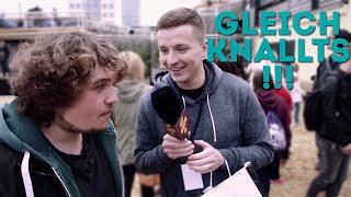 Auf die Fresse von Robert Hofmann? | Videoday 2015 Teil II