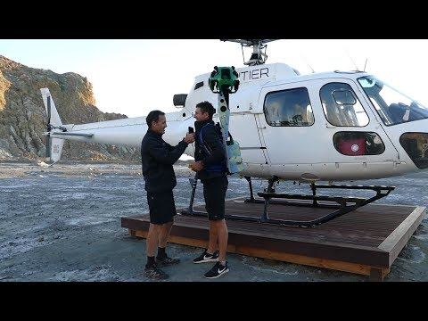 Explore the Whakatāne District with Google Street View