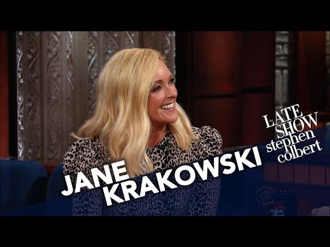 Jane Krakowski Might Be Marla Maples' LongLost Twin