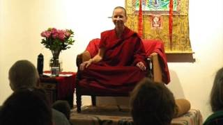 Venerable Amy Miller: Conquering Stress and Anxiety Retreat (Part 1 of 2)