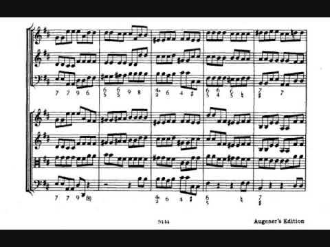 Corelli: Concerto Grosso No. 4 In D Major (Banchini) (1/2)