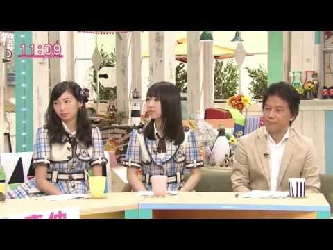 SKE48 大矢真那・熊崎晴香 スイッチ! 2015/08/31 AKB48 NMB48 HKT48 乃木坂46