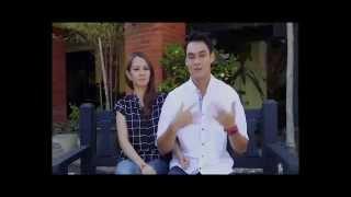 Repeat youtube video Terima Kasih Sayang - Episod 1 (Hisyam Hamid & Rosmawati)