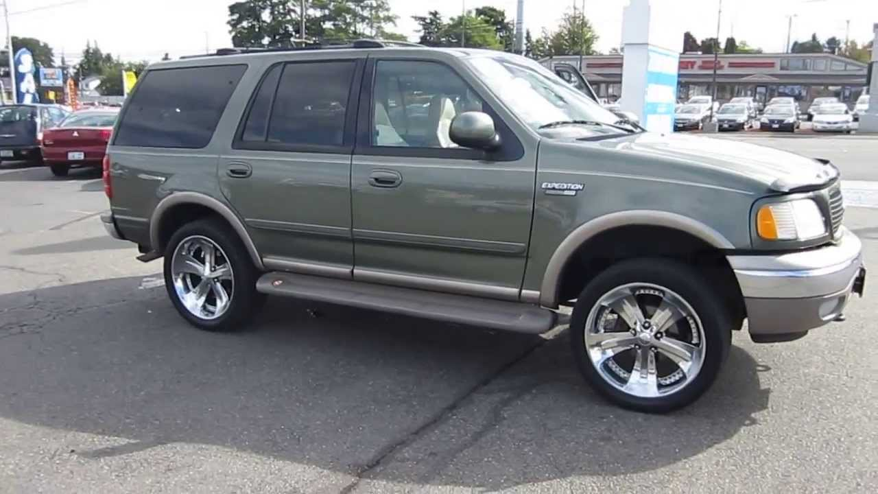 2000 ford expedition green stock 11228