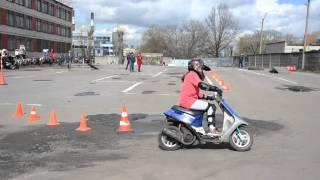 Лиза. Мотоспорт. 24/04/2016