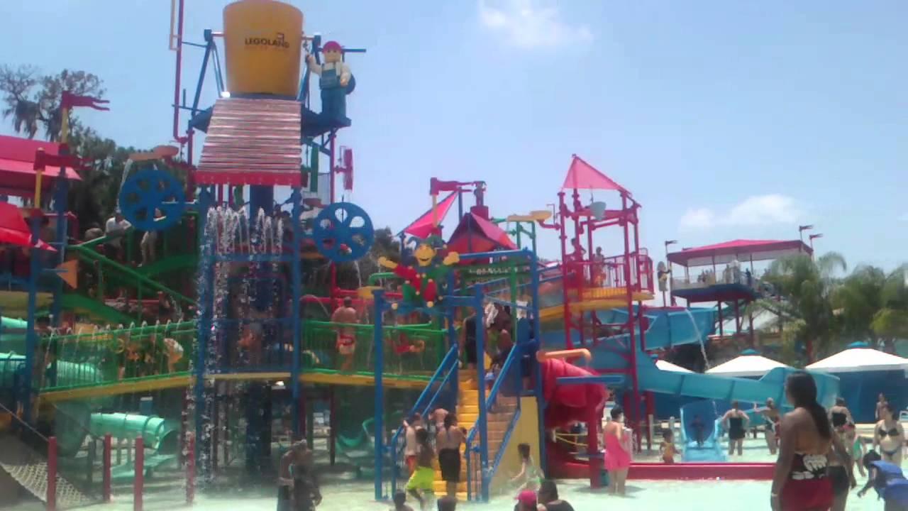 legoland water park florida youtube