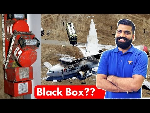 What is Black Box? Flight Recorder Explained?