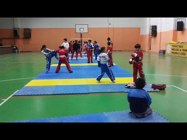 Gokmeydan kick boks
