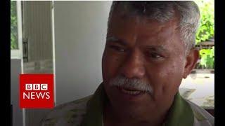 Earthquake jail-break inmate hands himself in - BBC News