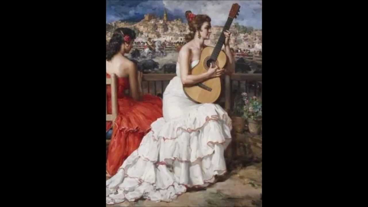 Sevillanas Y Pinturas Youtube