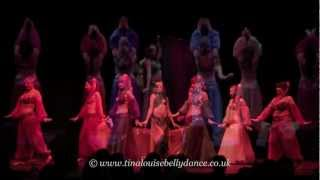 Tina-Louise & The Bellyrinas ® - 'Genie Magic' Thumbnail