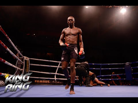King In The Ring Trans Tasman 8 Man Final: Israel Adesanya Vs Pati Afoa