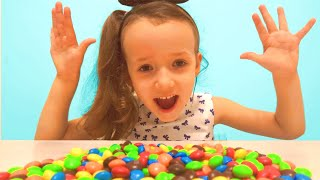 Finger family of Sweets | Learn colors by UT kids
