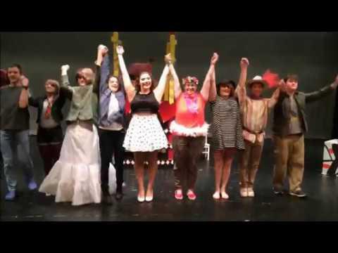 Woburn Memorial High School Class of 2017 Yearbook Ceremony Opening Video