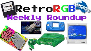 RetroRGB Weekly Roundup #225 -…