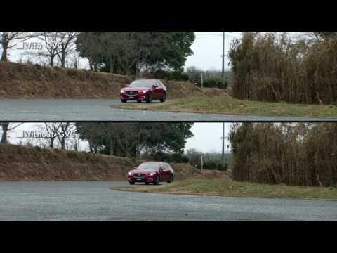 Mazda: sturen met GVC