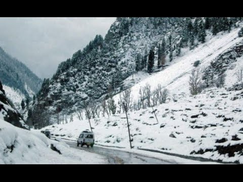 Temperature drops further in Kashmir, Leh remains coldest